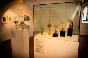 Ausstellung - Erdgeschoss