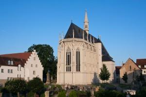 Die Ritterkapelle heute