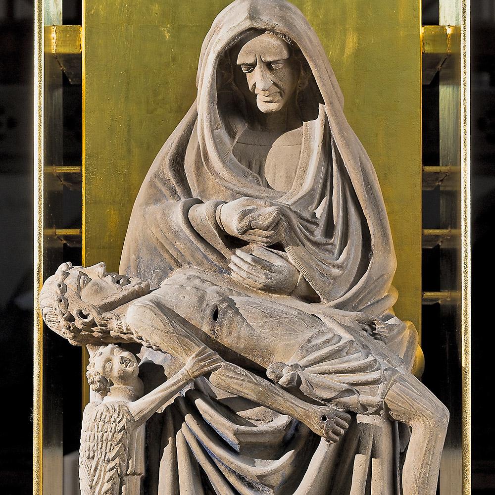 Die schmerzvolle Pietà